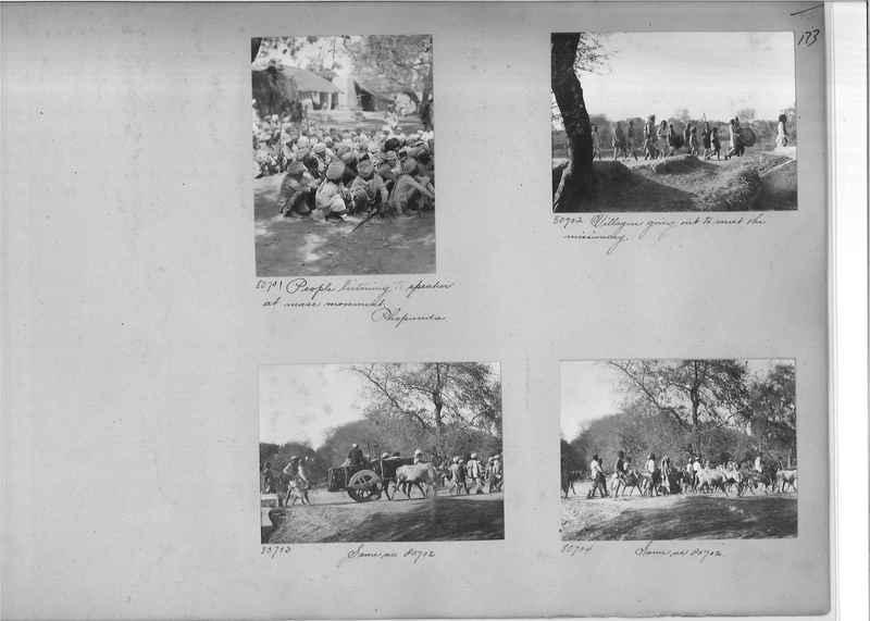 Mission Photograph Album - India #09 Page 0173