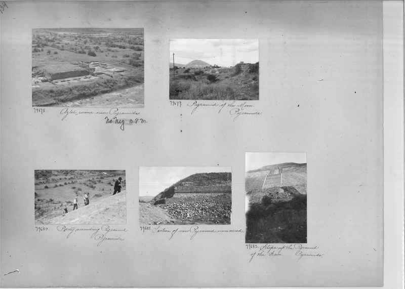 Mission Photograph Album - Mexico #06 page 0134