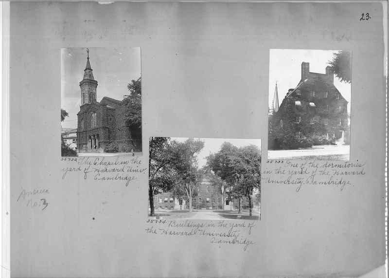 Mission Photograph Album - America #3 page 0023
