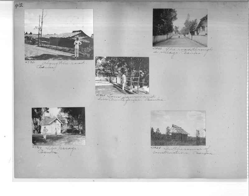 Mission Photograph Album - Malaysia #5 page 0042