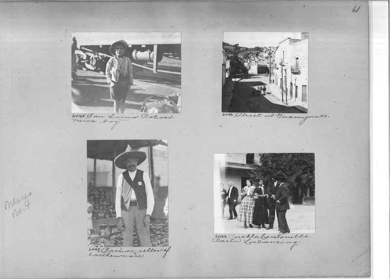 Mission Photograph Album - Mexico #04 page 0061