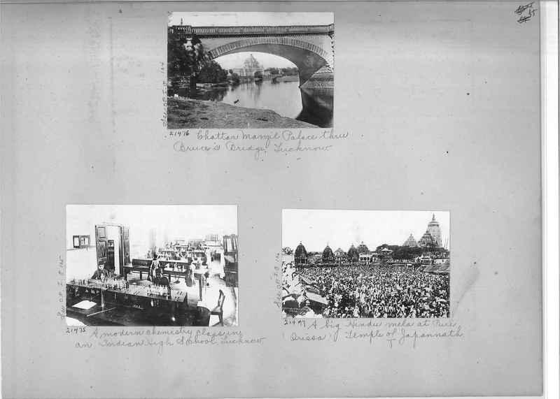 Mission Photograph Album - India #03 page_0055
