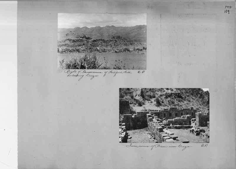 Mission Photograph Album - South America O.P. #1 page 0159