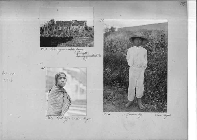 Mission Photograph Album - Mexico #06 page 0157