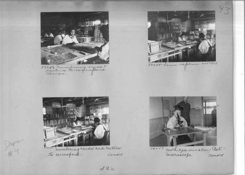 Mission Photograph Album - Japan #04 Page 0043