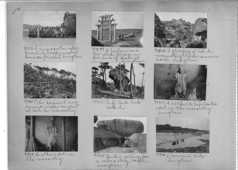 Mission Photograph Album - China #15 page 0048