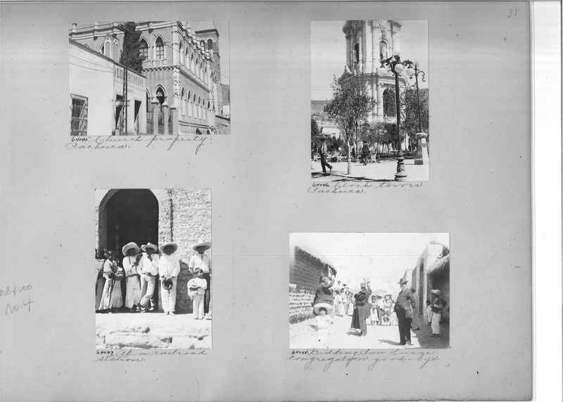 Mission Photograph Album - Mexico #04 page 0031