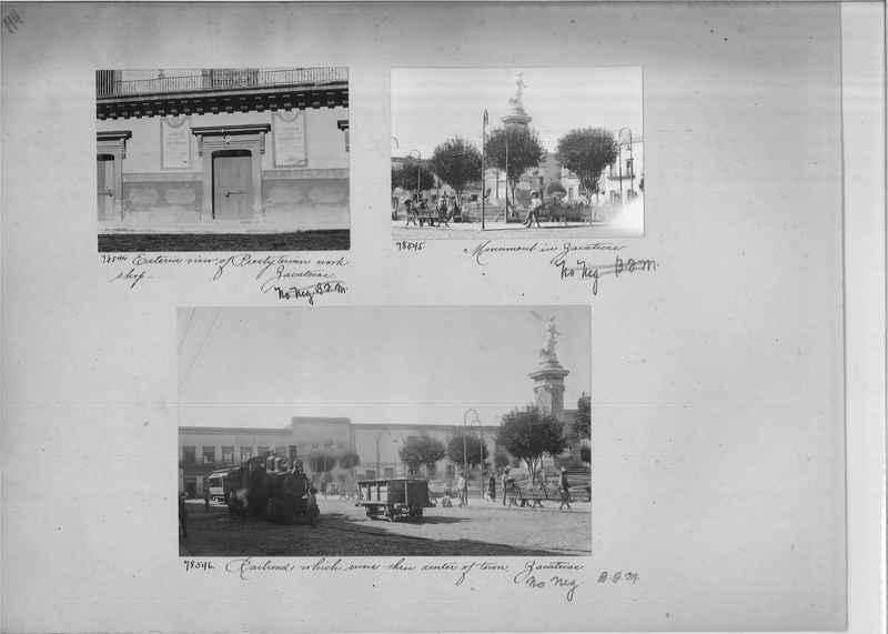 Mission Photograph Album - Mexico #05 page 0194