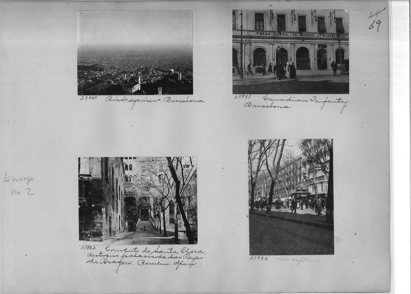 Mission Photograph Album - Europe #02 Page 0069