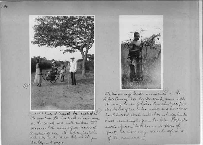 Mission Photograph Album - Africa - Madeira O.P. #1 page 0114