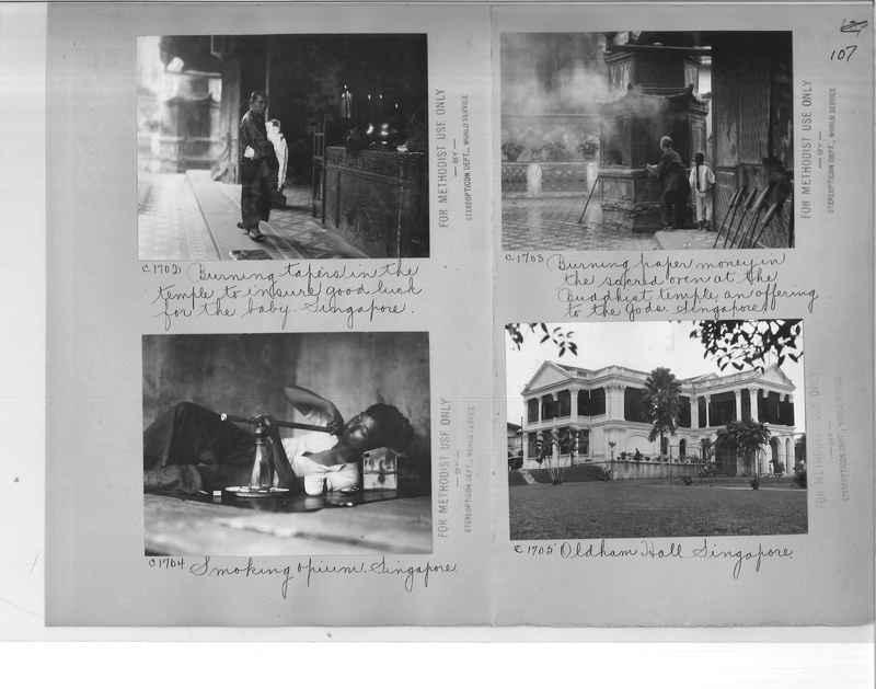 Mission Photograph Album - Malaysia #7 page 0107