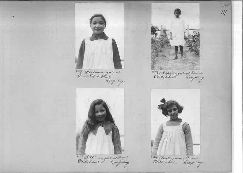 Mission Photograph Album - India #09 Page 0111
