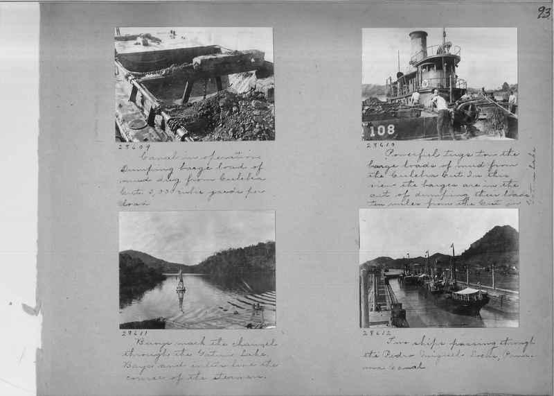 Mission Photograph Album - Panama #02 page 0093