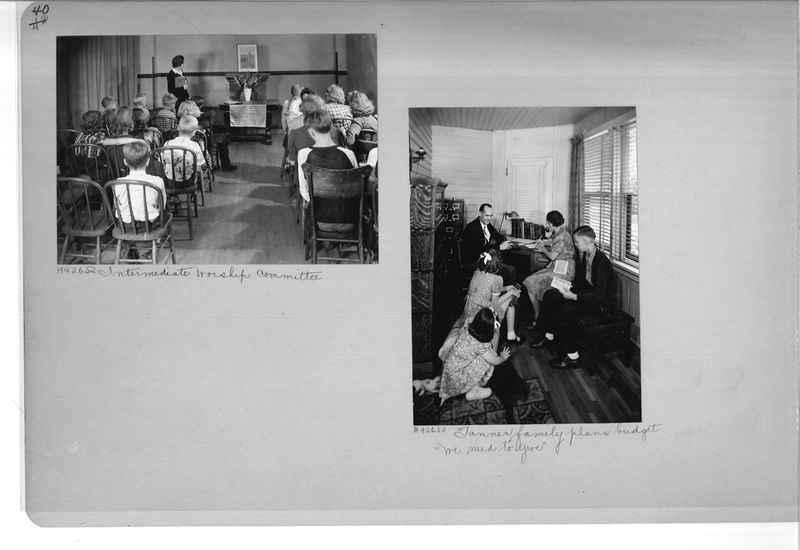 Mission Photograph Album - Religious Education #2 page 0040