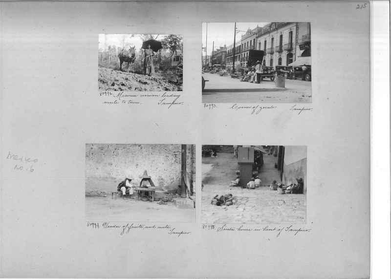 Mission Photograph Album - Mexico #06 page 0215