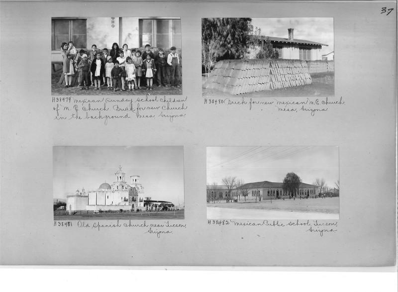 Mission Photograph Album - Latin America #2 page 0037