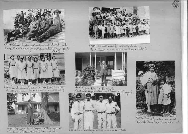 Mission Photograph Album - Indians #2 page_0195