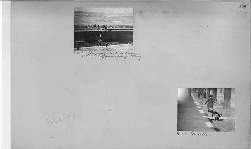 Mission Photograph Album - Cities #5 page 0109