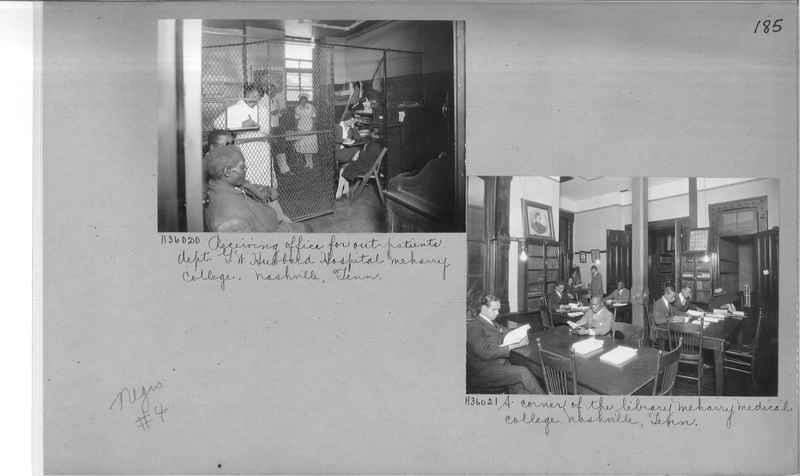 Mission Photograph Album - Negro #4 page 0185