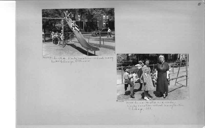 Mission Photograph Album - Cities #18 page 0005