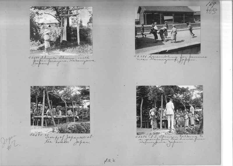 Mission Photograph Album - Japan #02 Page 0169
