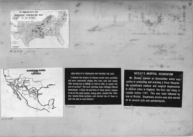 Mission Photograph Albums - Maps-Charts #02 Page_0009