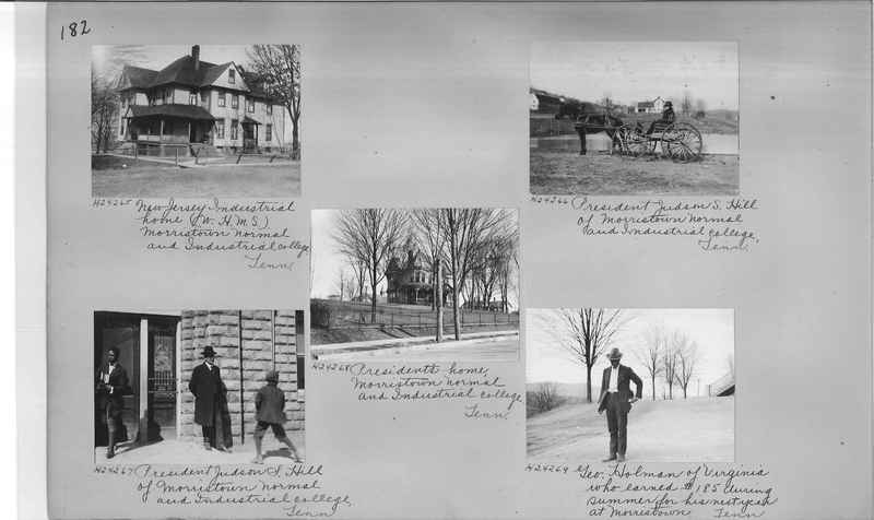 Mission Photograph Album - Negro #3 page 0182