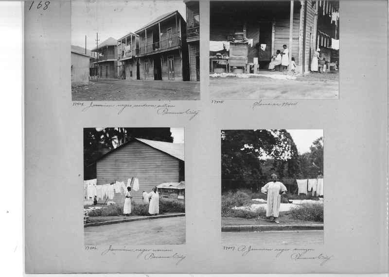 Mission Photograph Album - Panama #03 page 0168