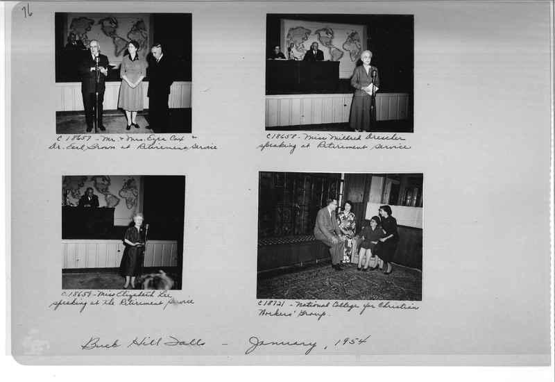 Mission Photograph Album - Portraits #08 Page 0076
