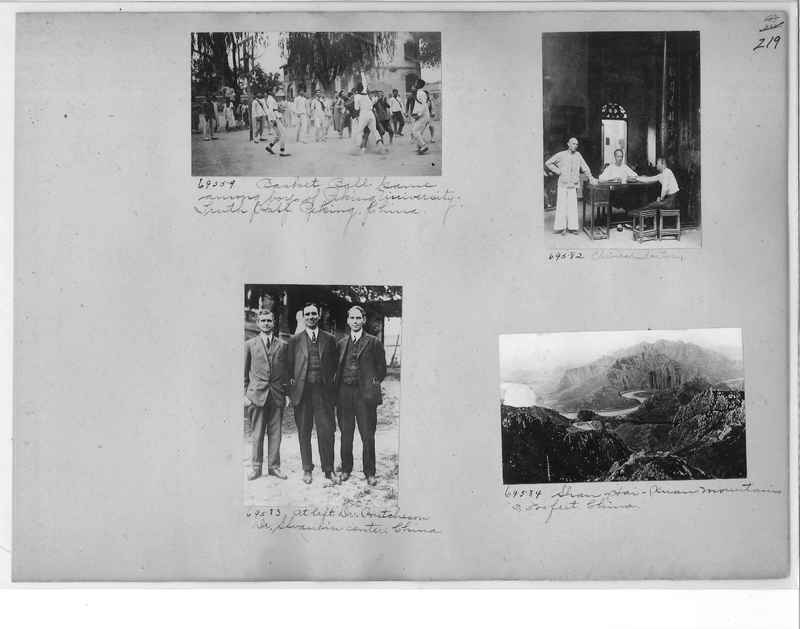 Mission Photograph Album - China #9 page 0219