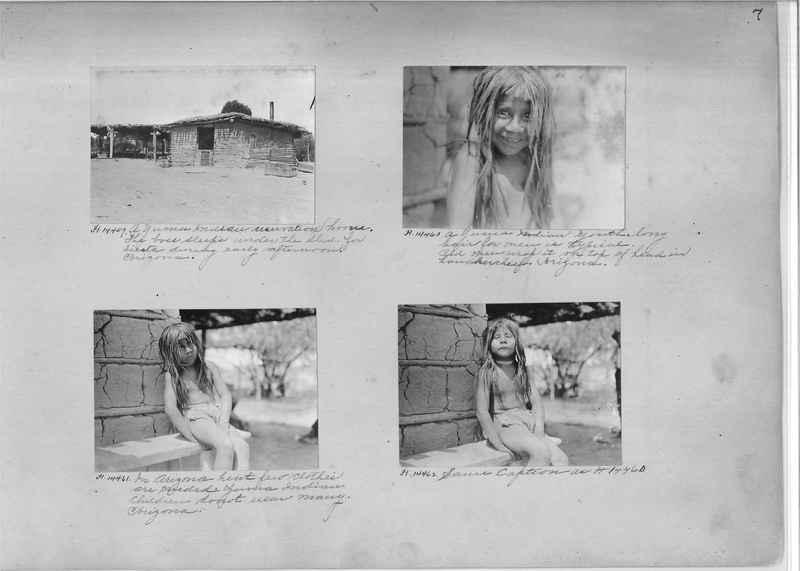 Mission Photograph Album - Indians #2 page_0007