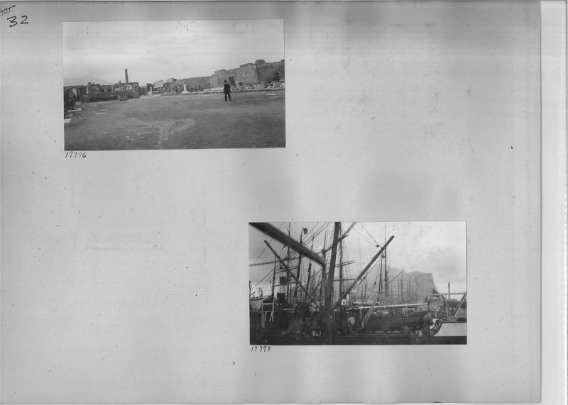 Mission Photograph Album - Europe #01 Page 0032