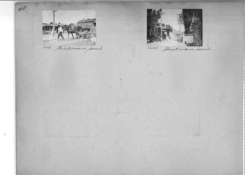 Mission Photograph Album - Korea #5 page 0040