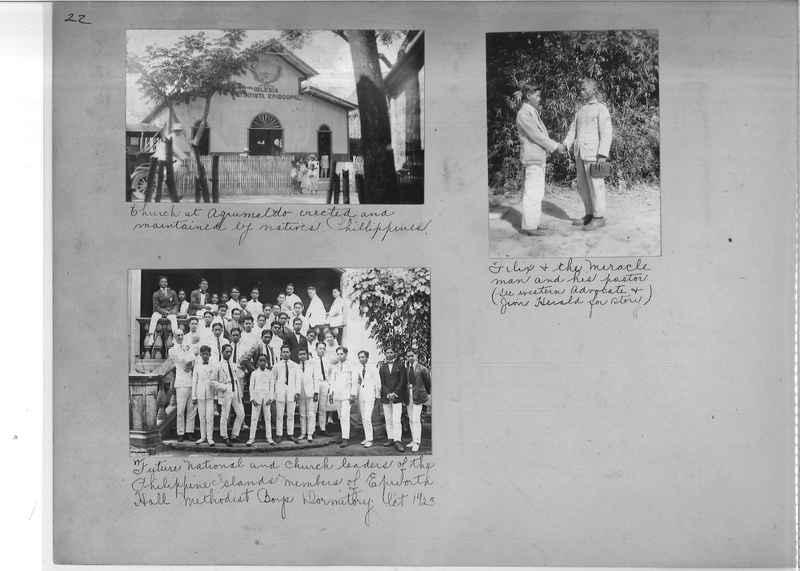 Mission Photograph Album - Philippines OP #01 page 0022