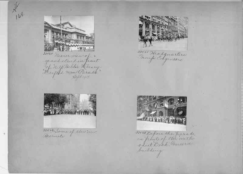 Mission Photograph Album - America #1 page 0168