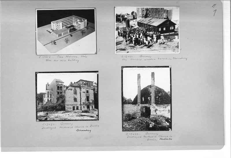 Mission Photograph Album - Europe #10 Page 0007