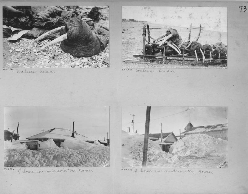 Mission Photograph Album - Alaska #1 page 0073