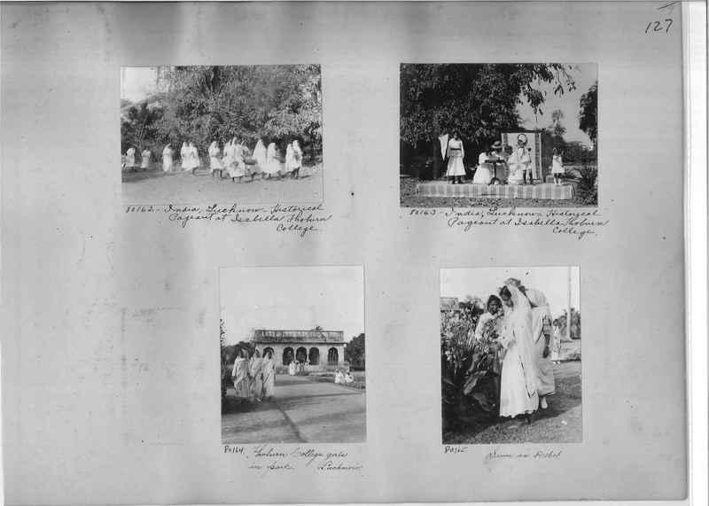 Mission Photograph Album - India #09 Page 0127