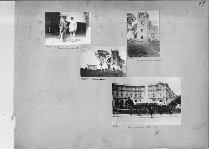 Mission Photograph Album - Panama #02 page 0089
