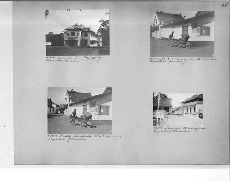 Mission Photograph Album - Malaysia #5 page 0035