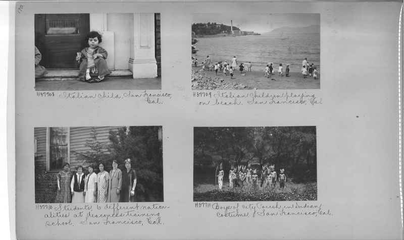Mission Photograph Album - Cities #17 page 0190