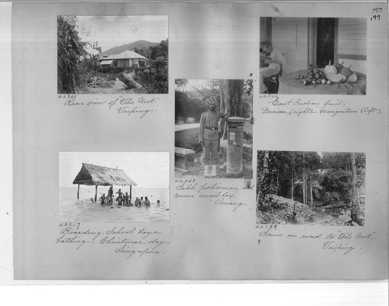 Mission Photograph Album - Malaysia #2 page 0197