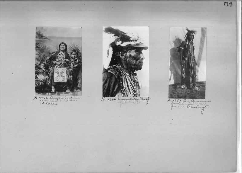 Mission Photograph Albums - Indians #1 page 0179