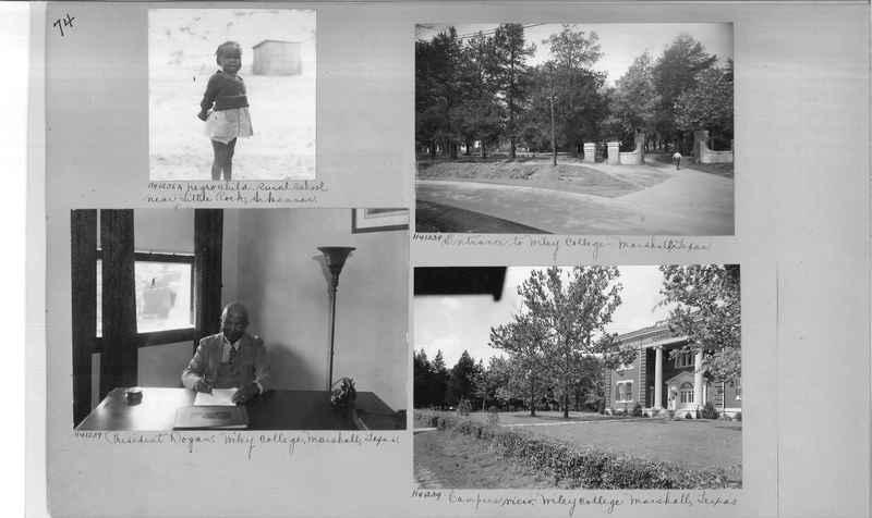 Mission Photograph Album - Negro #6 page 0074