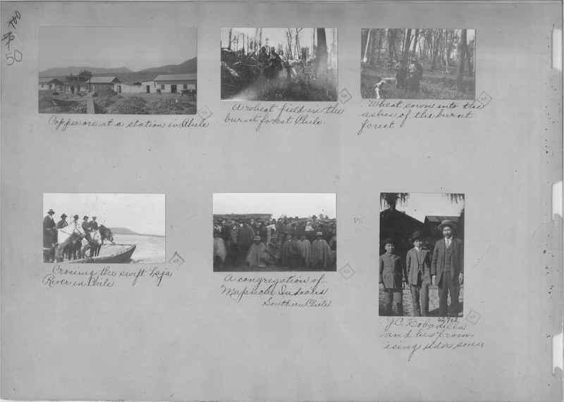 Mission Photograph Album - South America O.P. #3 page 0050