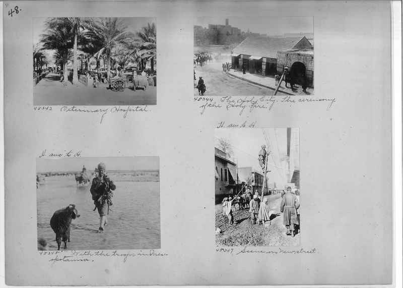 Mission Photograph Album - Western Asia - #01 page_0048