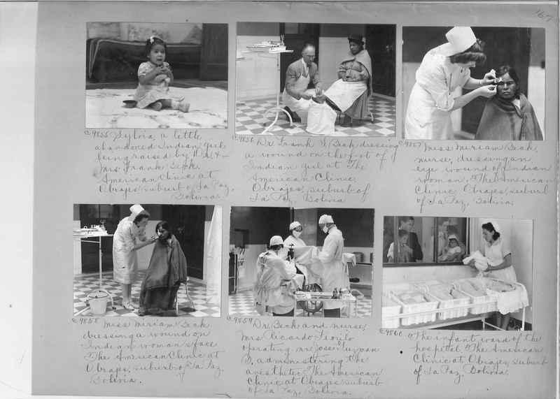 Misson Photograph Album - South America #8 page 0167