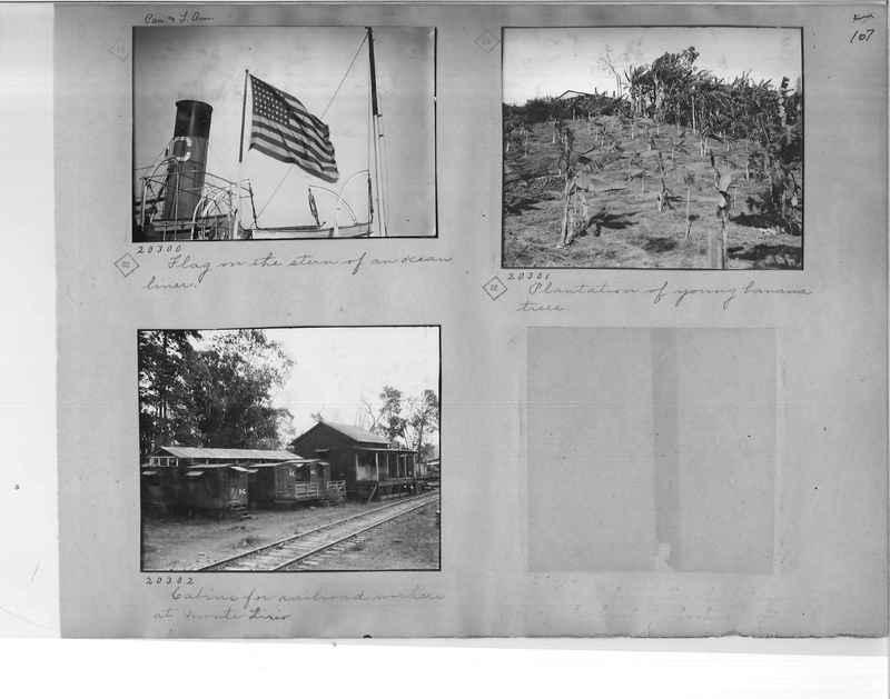 Mission Photograph Album - Panama #1 page  0107