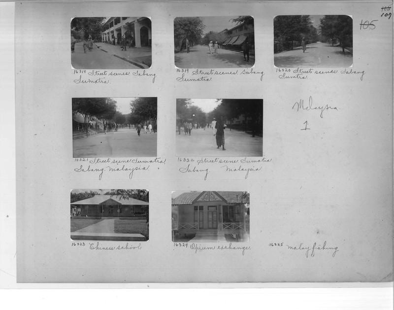 Mission Photograph Album - Malaysia #1 page 0107