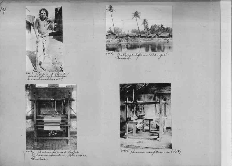 Mission Photograph Album - India #08 Page 0044